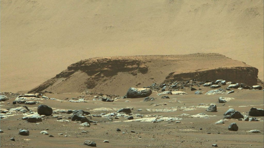 Mars: NASA's rover makes 'key observation' shortly after its arrival