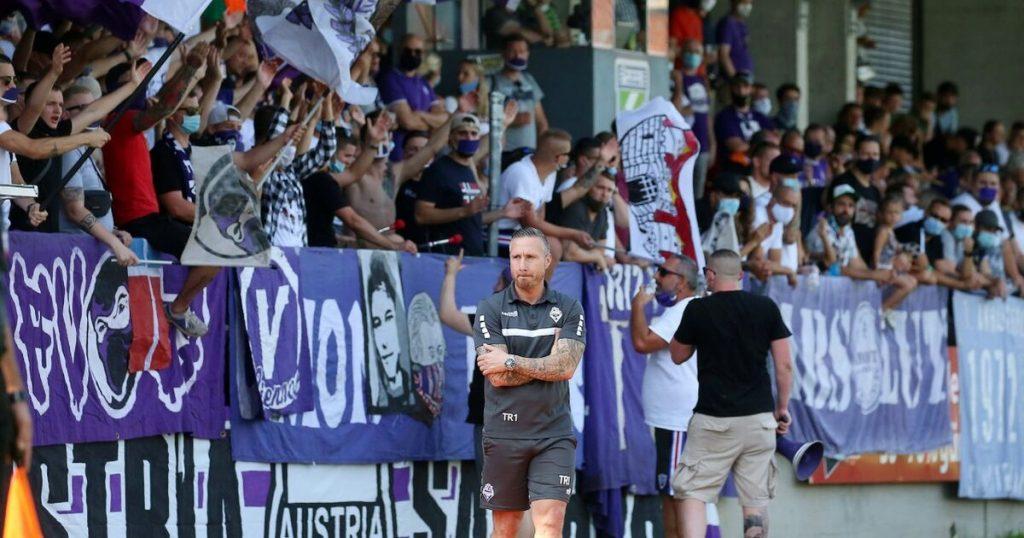 Regional League Salzburg: Austria Salzburg stared for first place