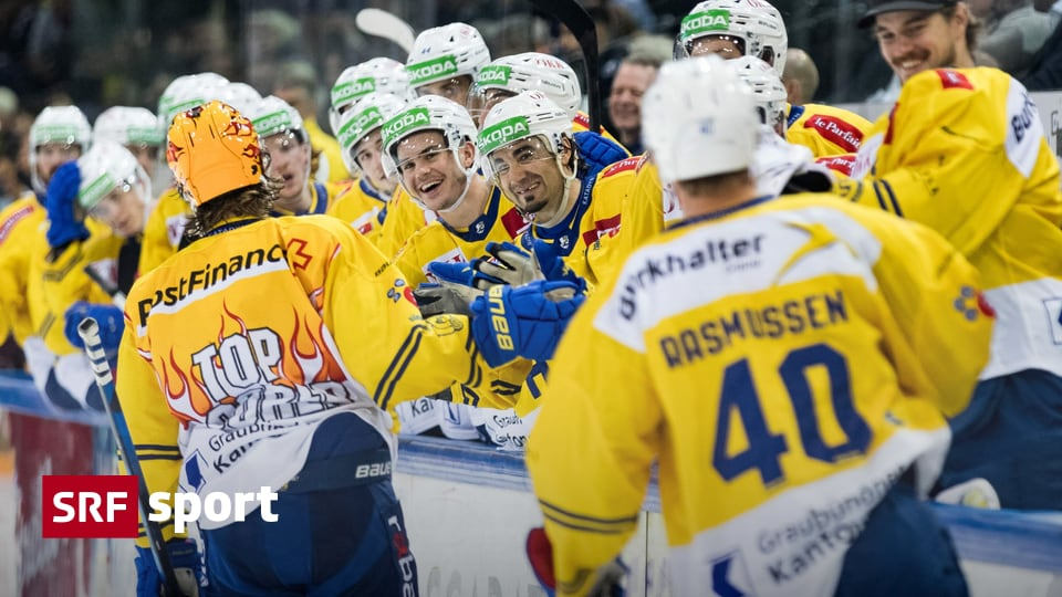 Supplementary game National League - Broome shoots HCD to win - Geneva in crisis - Sports