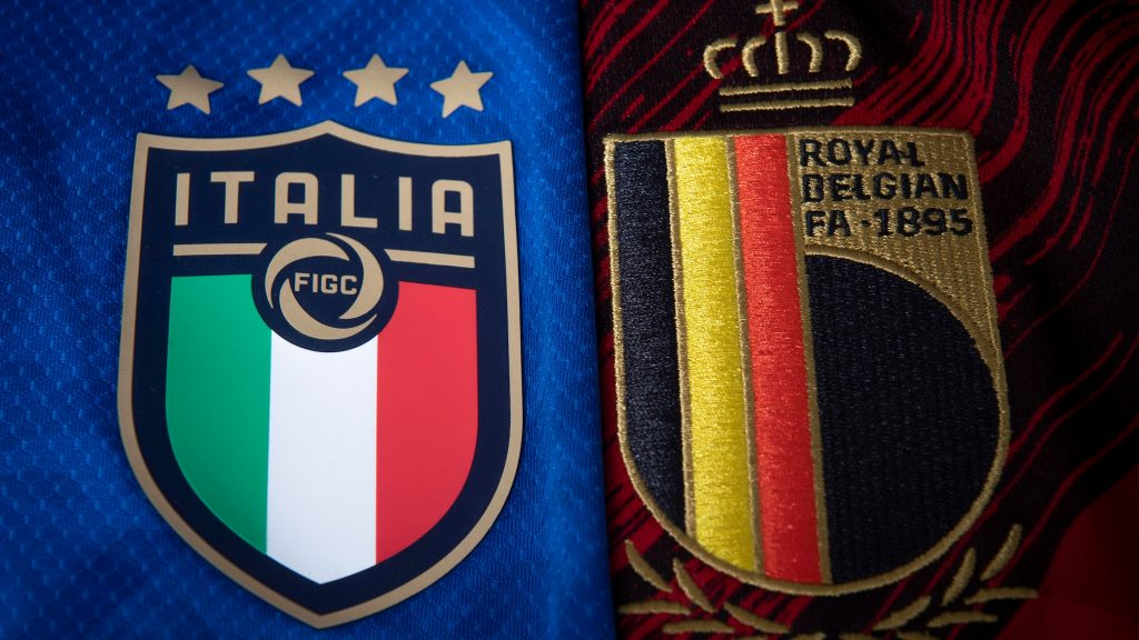 Third place game: Italy - Belgium: TV and live broadcasts, lineups, shape curve    UEFA Nations League